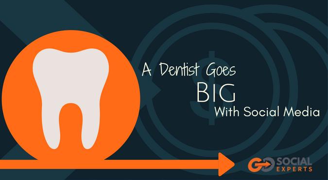 A Dentist Goes BIG With Social Media