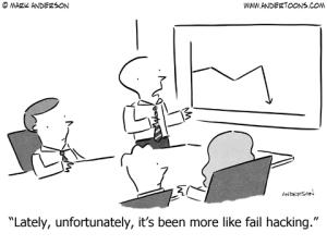 fail hacking